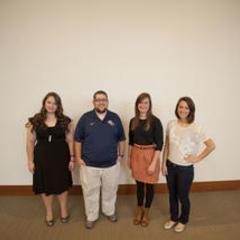 Music Department Announces Scholarship Winners