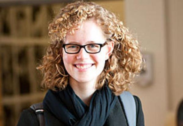 Graceland student Antonia Davidson `14