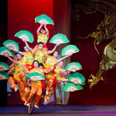 Peking Acrobats to Wow Audience at Graceland University