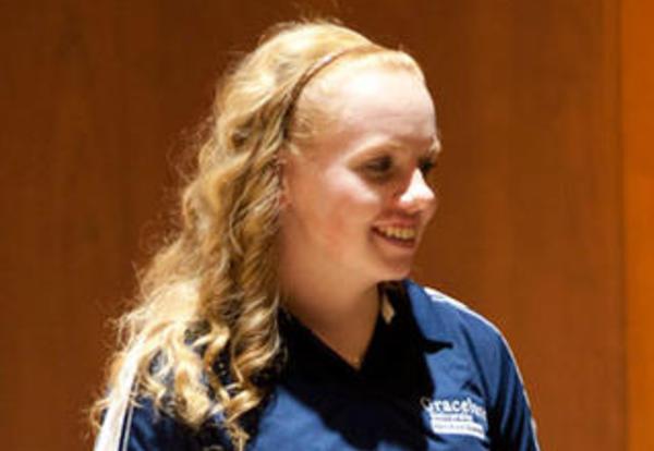Graceland student April Smith `17