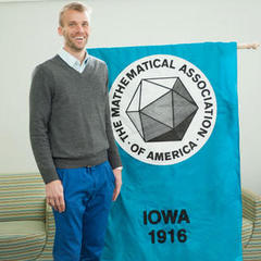 GU Professor Dr. Jason Smith Elected Vice Chair of Mathematical Association of America Iowa Section