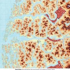 Graceland University Art Exhibit Combines Circuit Boards and Maps