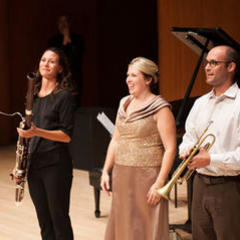 An Overflowing Audience Gathered to Attend Graceland University's 2014 Faculty Recital