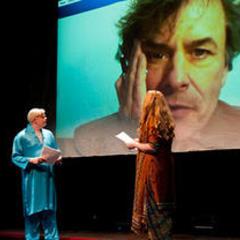 Playwright Attends GU Performance