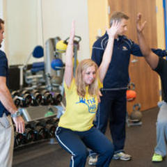 CEPE Majors Benefit from Internship Experience While Offering Health Screenings to Graceland University Community