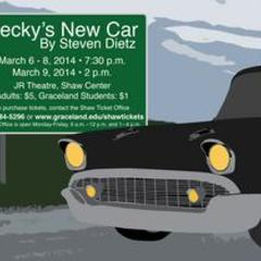 Becky's New Car to be Performed in JR Theatre at Graceland University