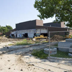 Construction Transforms Lamoni Campus