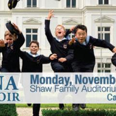Vienna Boys' Choir to Perform at GU