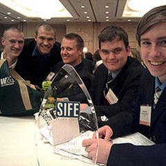 SIFE Team at National Competition