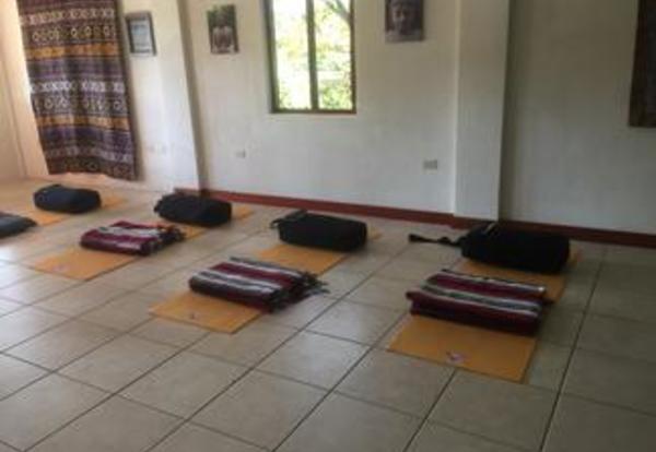 Therapeutic Yoga: GU Winter Term - Placencia, Belize