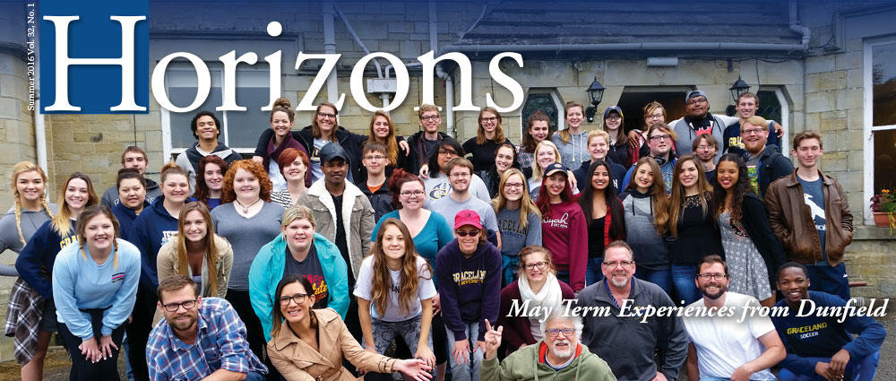 Summer travel students - Horizons Summer 2016