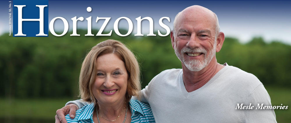 Couple - Horizons Summer 2016