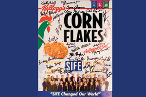 Enactus - Corn Flakes