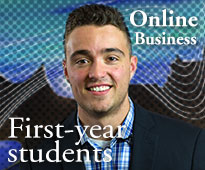 Online First-Year Business students