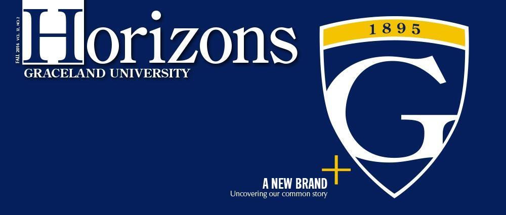 Graceland University A New Brand