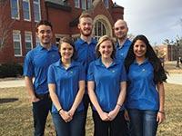 GU40 student mentors
