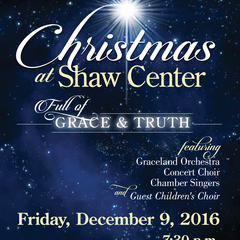 Christmas Comes to Shaw Center Once Again