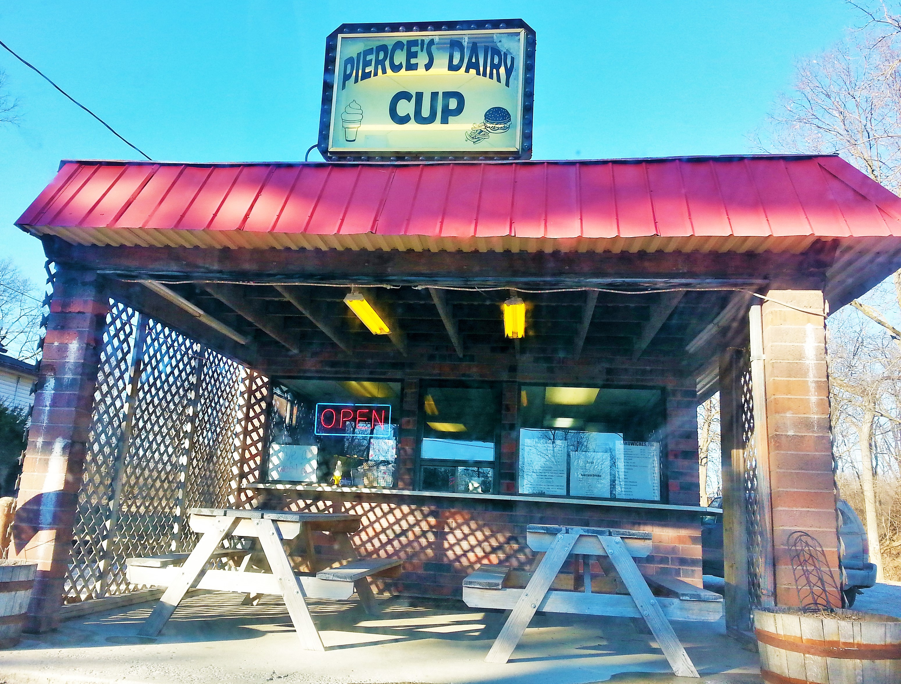 dairy cup