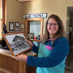 Graceland University Students and Faculty Bring Art to Downtown Lamoni