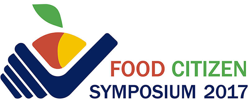 Food Citizen Symposium 2017 logo banner