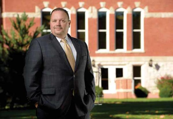 Graceland University's Scott Briell to Receive Award