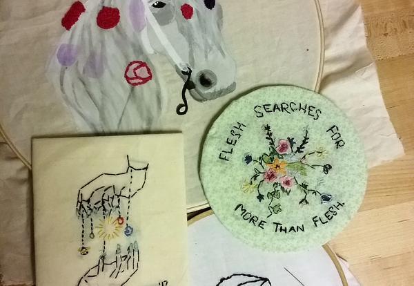 The art of stitching