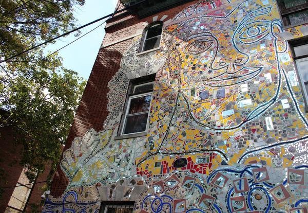 The Philadelphia Magic Gardens