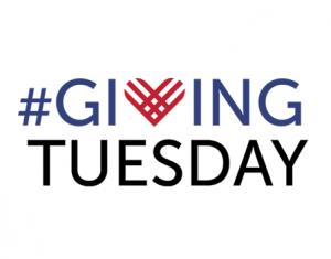 The official Giving Tuesday logo