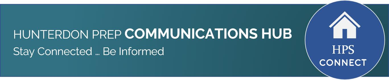 HPS Communications Hub with Connect Logo