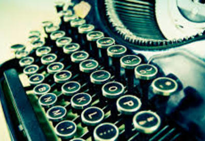 On Demand Poetry...on a typewriter