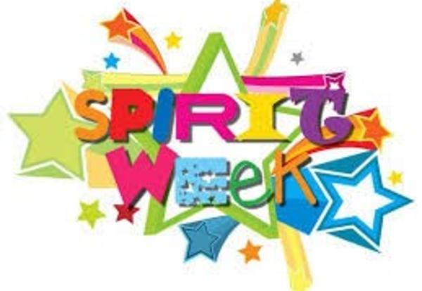 Spirit Week March 18-22