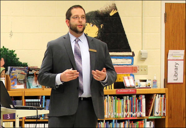 Board Approves Dr. Nicolas Wade as Next D401 Superintendent