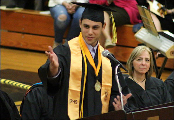 Ready for the Next Chapter: Class of 2017 Bids Farewell to EPHS