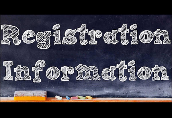 Here's What You Need to Know About Registration for 2017-18