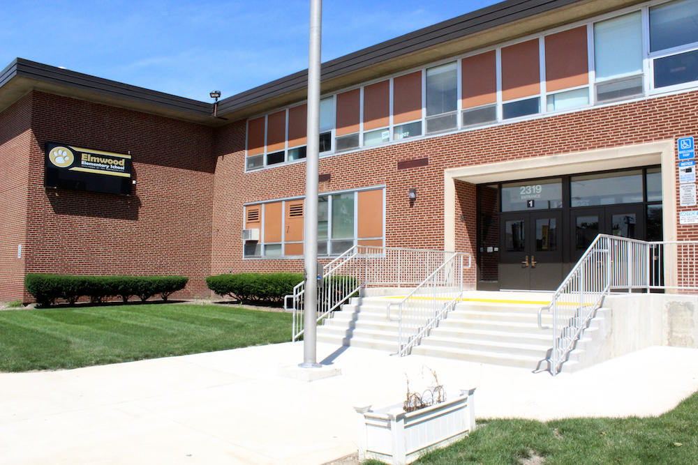 Elmwood Elementary School building
