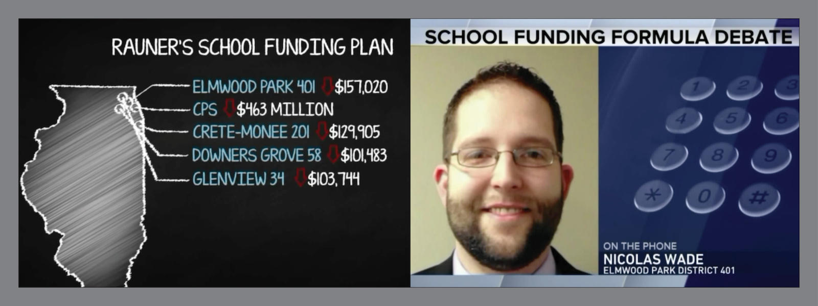 DR. WADE ON SCHOOL FUNDING
