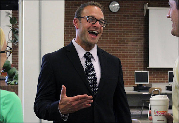 Getting to Know Mr. Wildes: An Interview with EPHS's New Principal