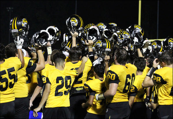 Tigers to Visit Genoa-Kingston for First Round of IHSA Football Playoffs