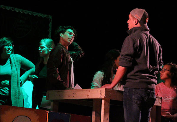 Fall Musical Q&A: An Interview with Director Noah Pligge