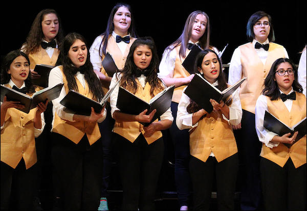Holiday Concert Showcases Talents of EPHS Choir Program