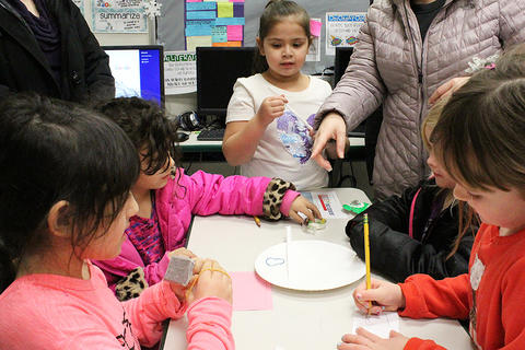 Grade K-1 Session: Energy from the Sun — Engineering Solutions — Save the Chocolate!