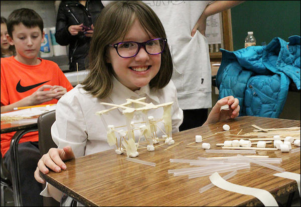 Event Shows How Students Learn Science the STEMscopes Way