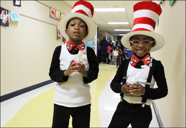 Steer Yourself in Our Direction for ECC's Annual Dr. Seuss Night!