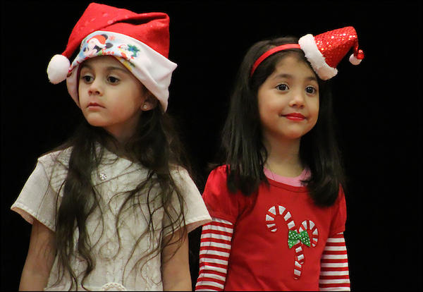ECC Students Ring in the Holidays with Crowd-Pleasing Concert
