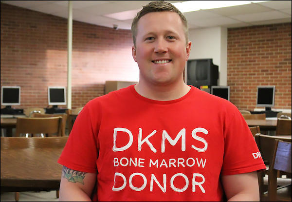 Life-Saving Donor Josh Kause Is D401's Own Hometown Hero