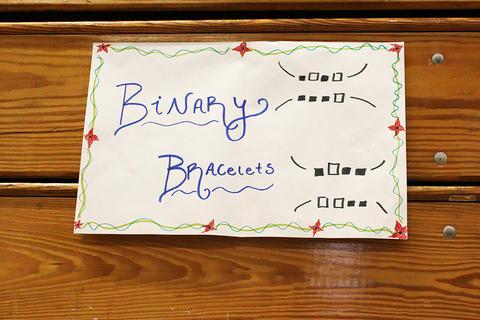 Binary Bracelets (ECC & D401)
