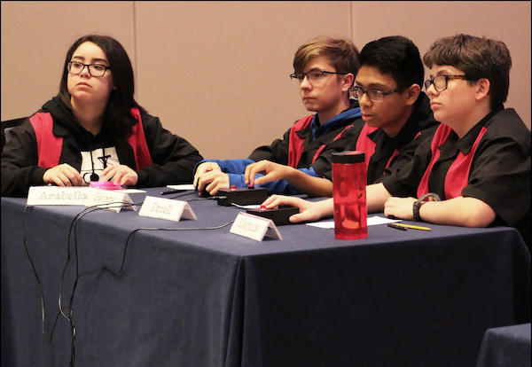 After Winning Conference Title, Elm Quiz Kids Compete on National Stage