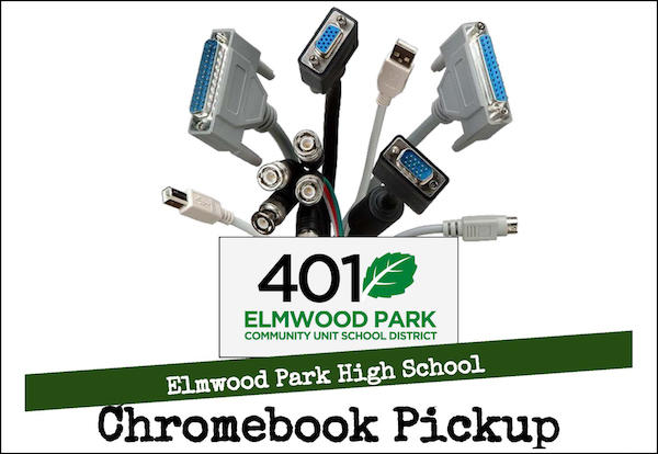 EPHS Student Chromebook Pickups Scheduled for Aug. 6-10