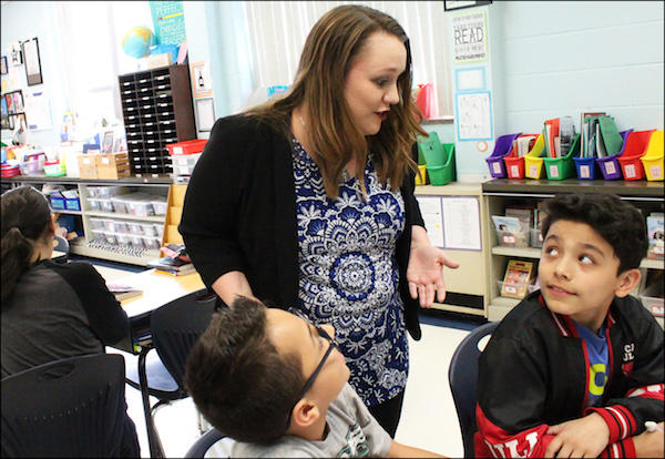 Q&A with Elmwood's New Assistant Principal, Ms. Stephanie Hagins