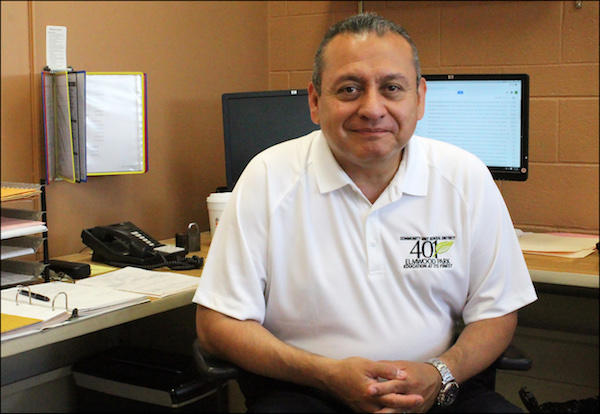 Q&A with Our New Buildings & Grounds Director, Mr. Joseph Sierra